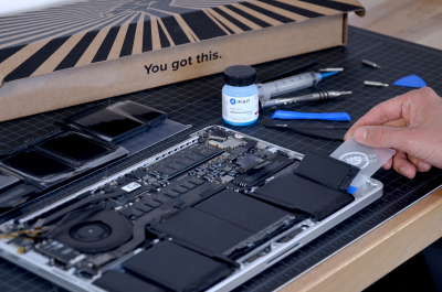 iFixit's MacBook Pro battery repair kit – better than Apple